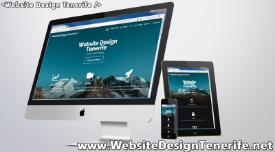 Website Design Tenerife